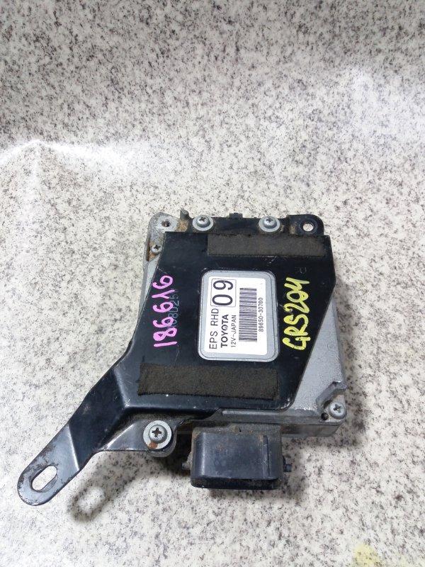 Блок управления рулевой рейкой Toyota Crown GRS200 4GR-FSE