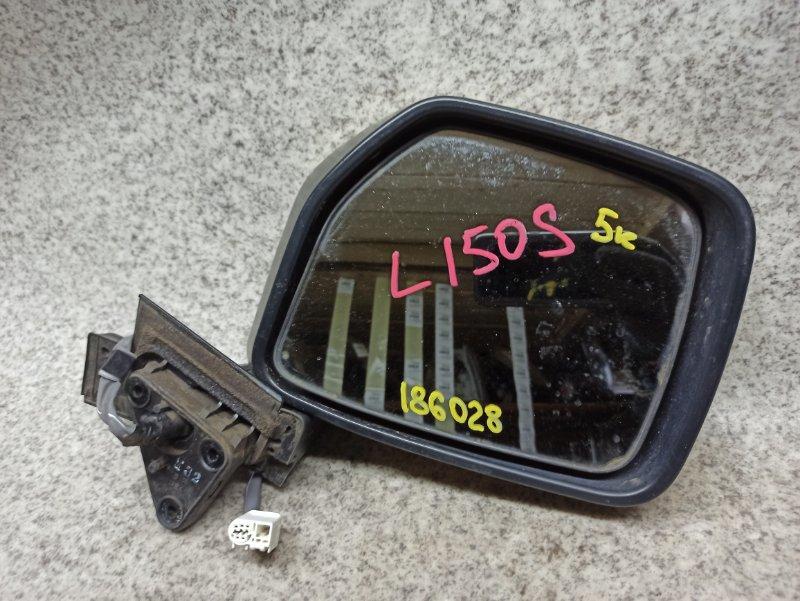 Зеркало Daihatsu Move L150S переднее правое