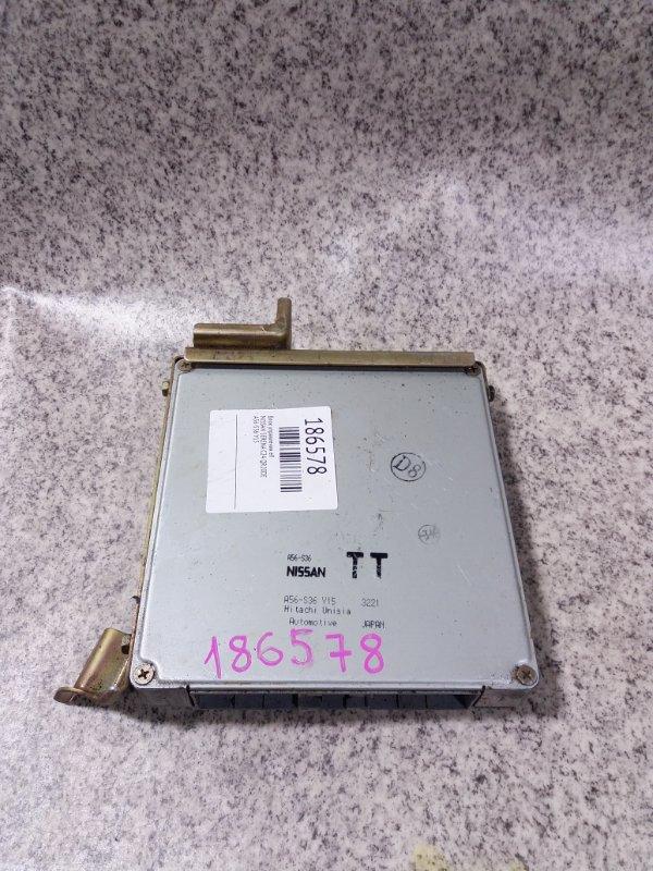 Блок управления efi Nissan Serena C24 QR20DE