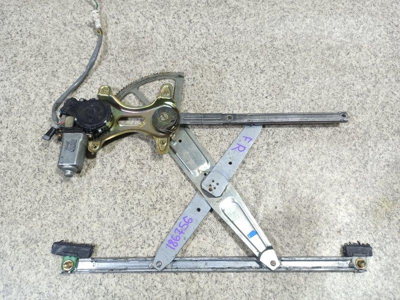 Стеклоподъемник Toyota Progres JCG10 передний правый