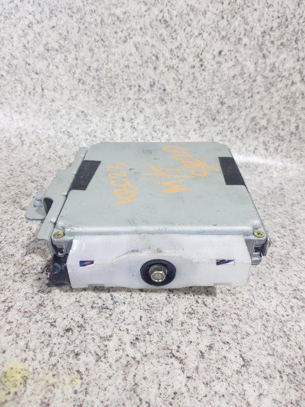 Блок управления efi Nissan Serena C23 SR20DE