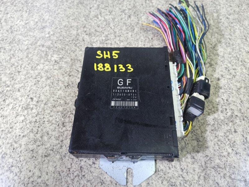 Блок управления efi Subaru Forester SH5