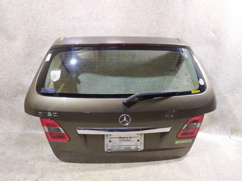 Дверь задняя Mercedes-Benz B-Class W245 задняя