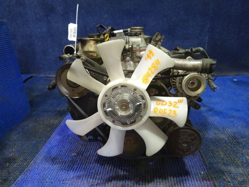 Двигатель Nissan Atlas F23 QD32 1999