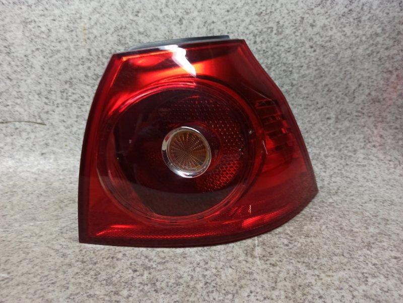 Стоп-сигнал Volkswagen Golf 1K1 CAXA 2009 задний правый