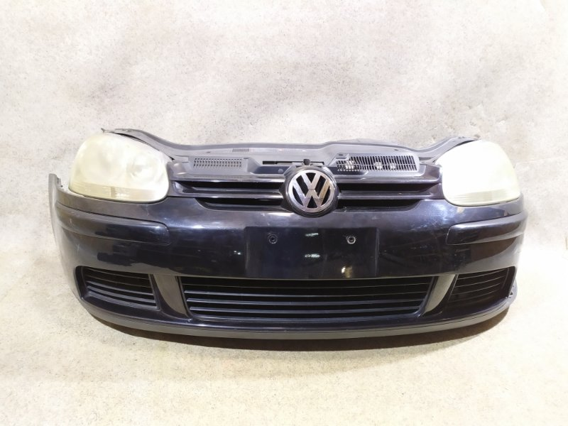 Nose cut Volkswagen Golf 1K1 CAXA 2009 передний