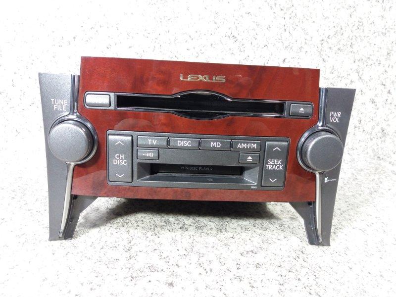 Магнитофон Lexus Ls460 USF40 1UR-FSE