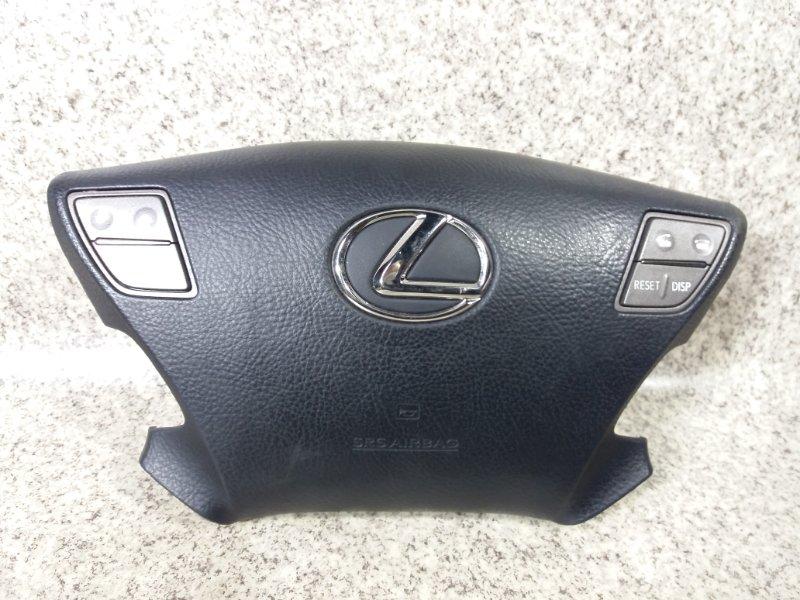 Airbag водителя Lexus Ls460 USF40 1UR-FSE