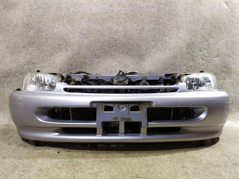 Nose cut Toyota Starlet EP91 4E-FE 1998 передний