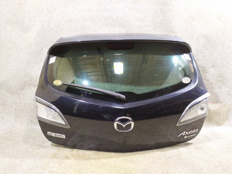 Дверь задняя Mazda Axela BLEFW 2009 задняя
