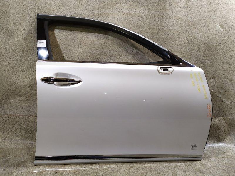 Дверь Lexus Ls460 USF40 1UR-FSE передняя правая
