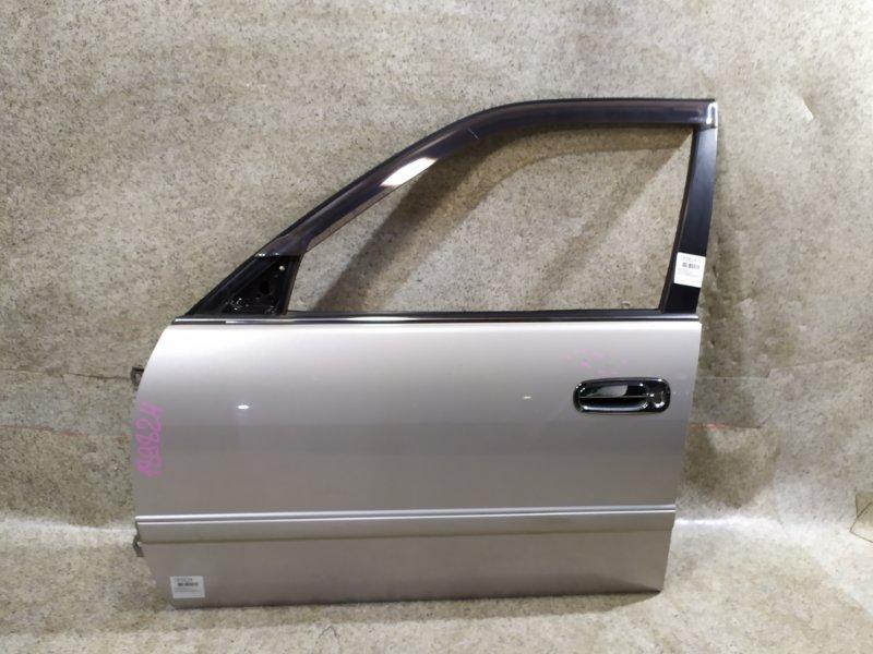 Дверь Toyota Sprinter AE110 передняя левая