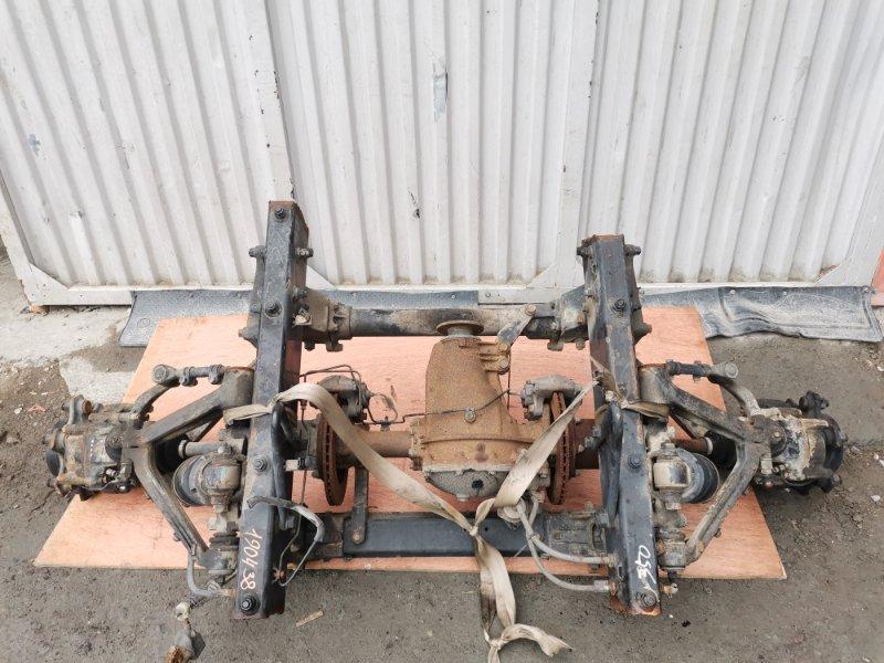 Балка подвески Toyota Mega Cruiser BXD20V 15B-FT 1999 задняя