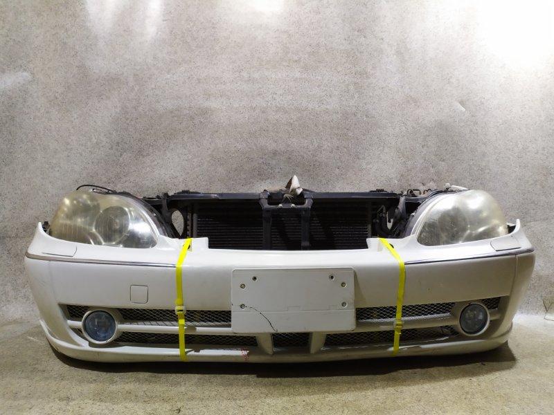 Nose cut Mercedes-Benz S-Class W220 M112.944 2000 передний
