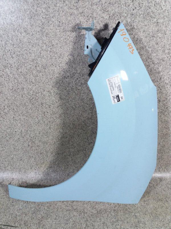 Крыло Citroen C3 A51 5F01 2011 переднее левое
