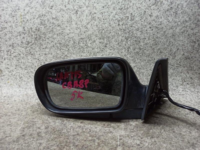 Зеркало Mazda Lantis CBA8P переднее левое