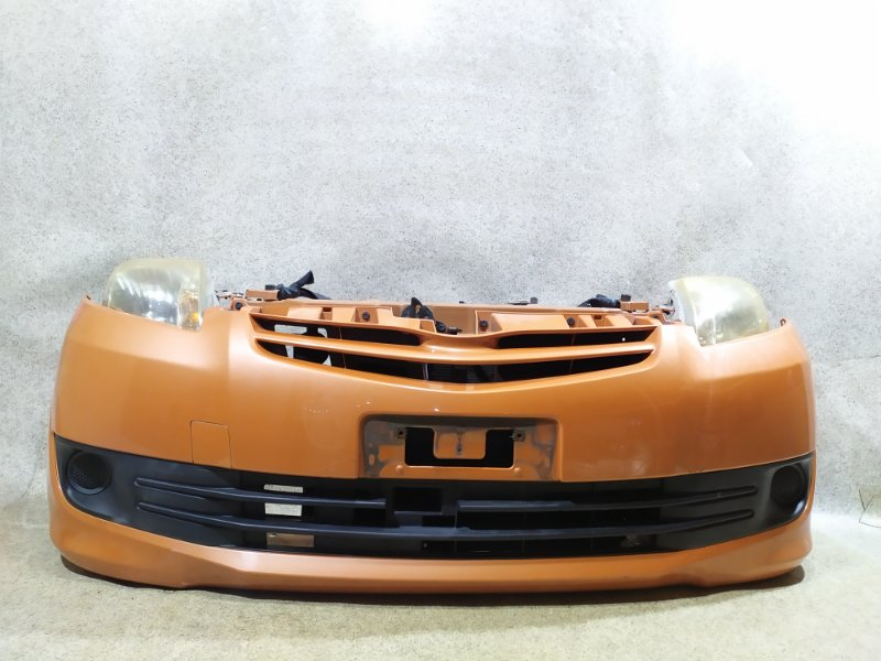 Nose cut Toyota Passo Sette M502E 3SZ-VE 2009 передний