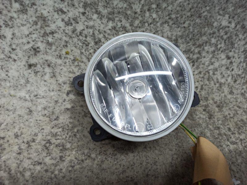 Туманка Citroen C3 A51 5F01 2011 перед