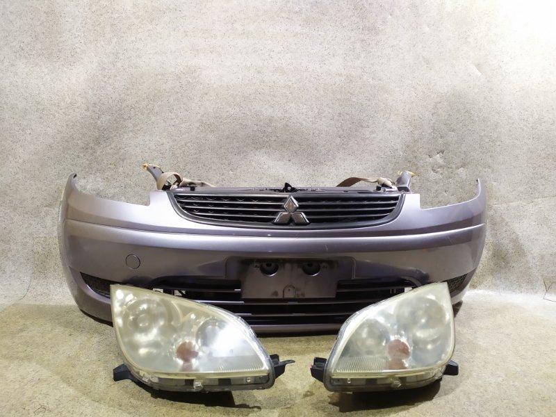 Nose cut Mitsubishi Colt Z23A 4A91 2007 передний