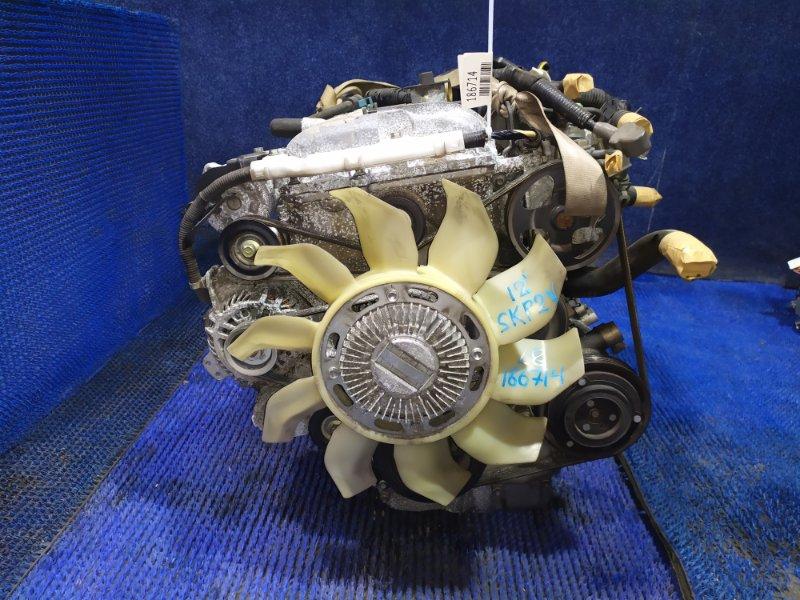 Двигатель Mazda Bongo SKP2V L8 2012