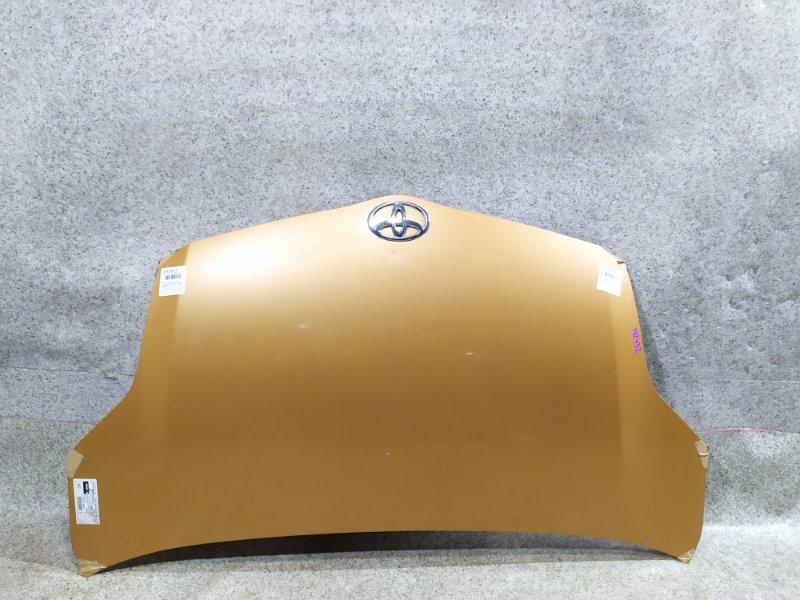 Капот Toyota Passo Sette M502E 2009 передний