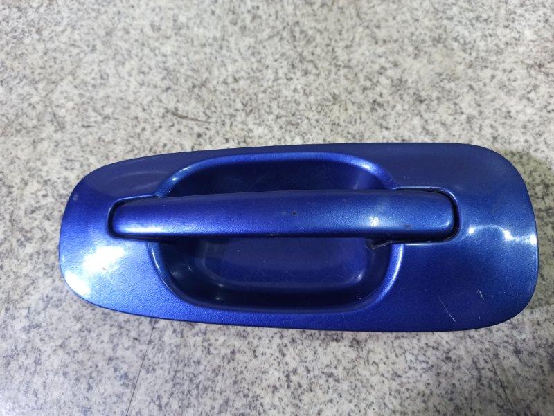 Ручка двери Subaru Impreza GD9 задняя правая
