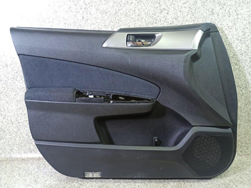 Обшивка дверей Subaru Exiga YA4 передняя левая