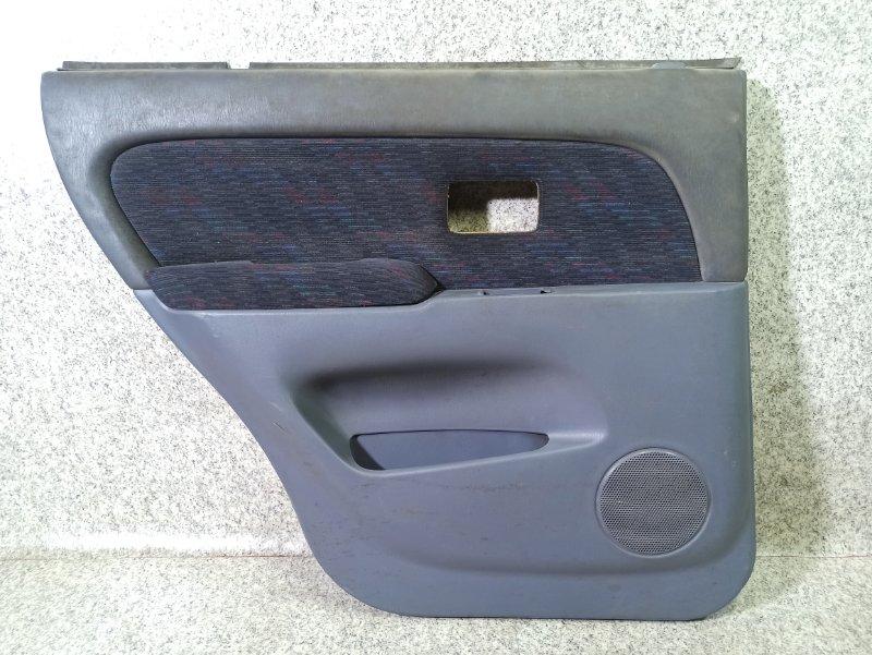 Обшивка дверей Toyota Hilux Surf RZN185 задняя левая