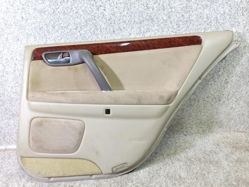Обшивка дверей Toyota Crown JZS171W задняя правая