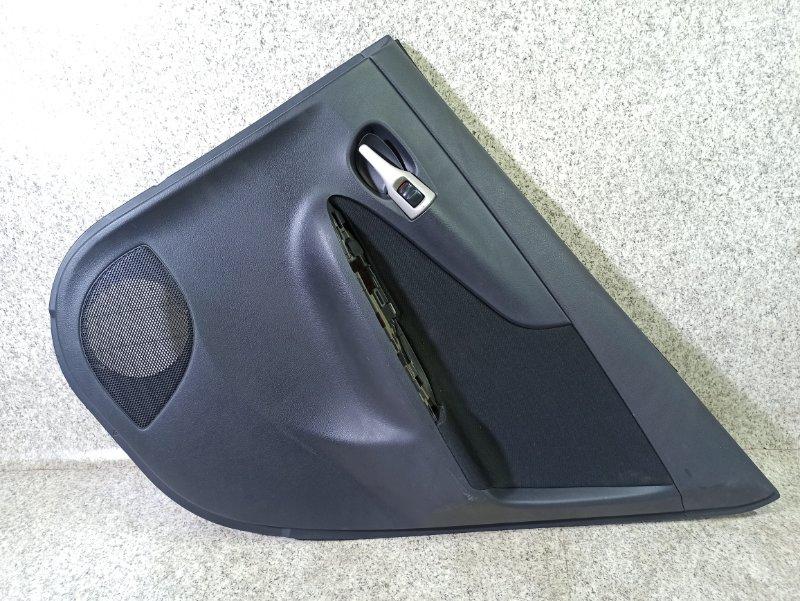 Обшивка дверей Toyota Corolla Fielder NZE141 задняя правая