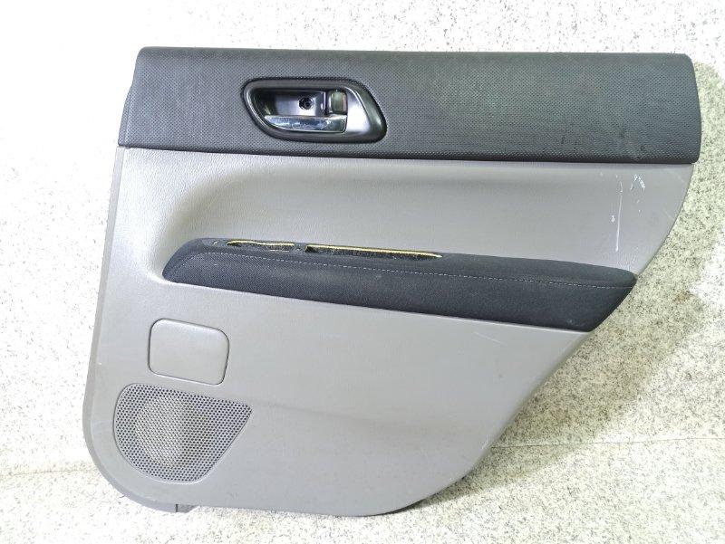 Обшивка дверей Subaru Forester SG5 задняя правая