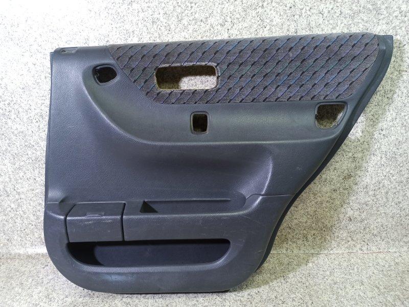 Обшивка дверей Honda Cr-V RD1 задняя правая