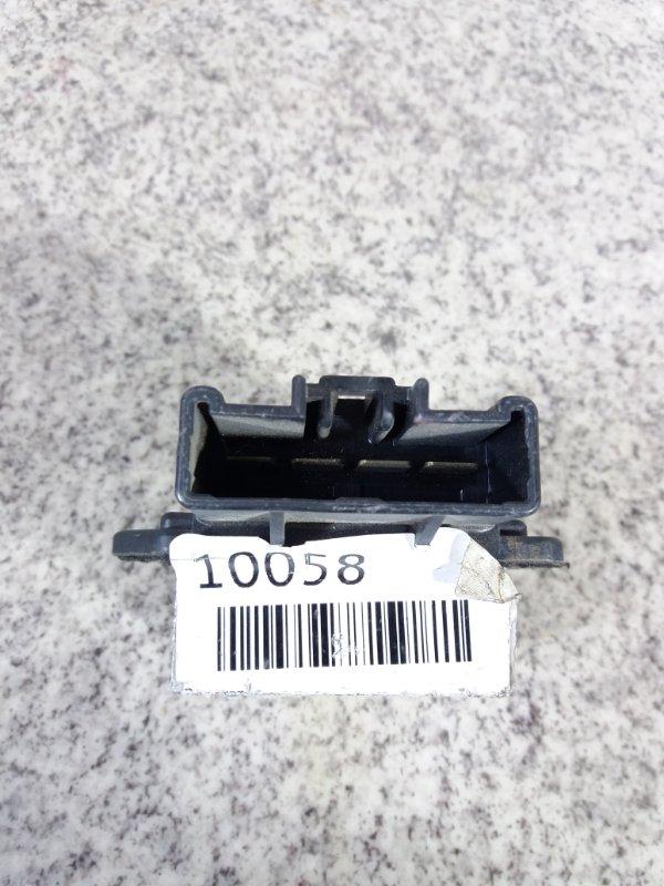 Реостат Mitsubishi Pajero V75W 6G74 2002 #451284