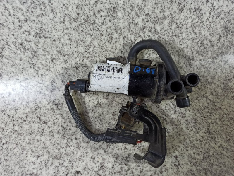 Помпа инвертора Lexus Gs450H GWS191 2GR-FSE 2006
