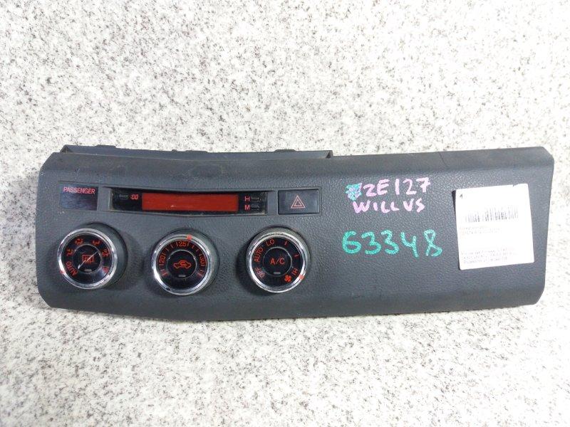 Климат контроль Toyota Will Vs ZZE127 #63348