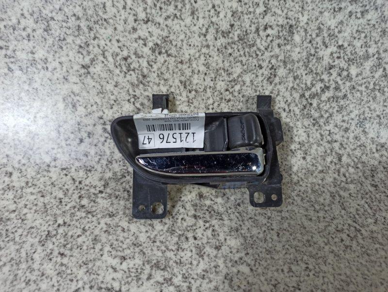 Ручка двери Subaru Exiga YA4 EJ204JPJME 2009 задняя правая