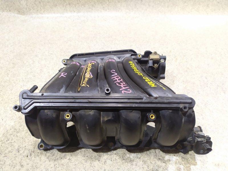 Коллектор впускной Nissan Lafesta B30 MR20DE