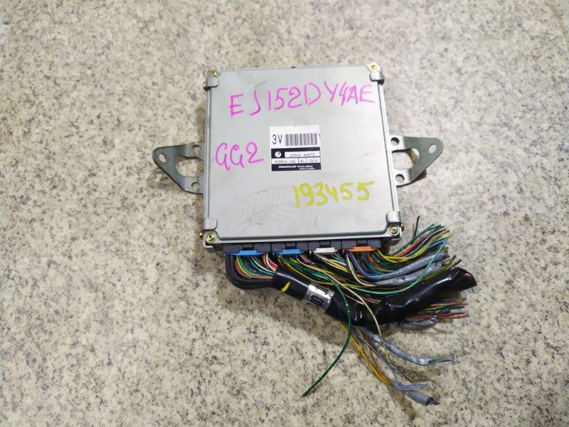 Блок управления efi Subaru Impreza GG2 EJ`152