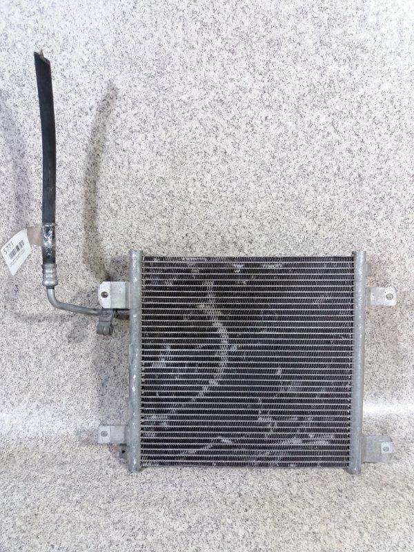 Радиатор кондиционера Mitsubishi Canter FD50A 2001 передний #V001075
