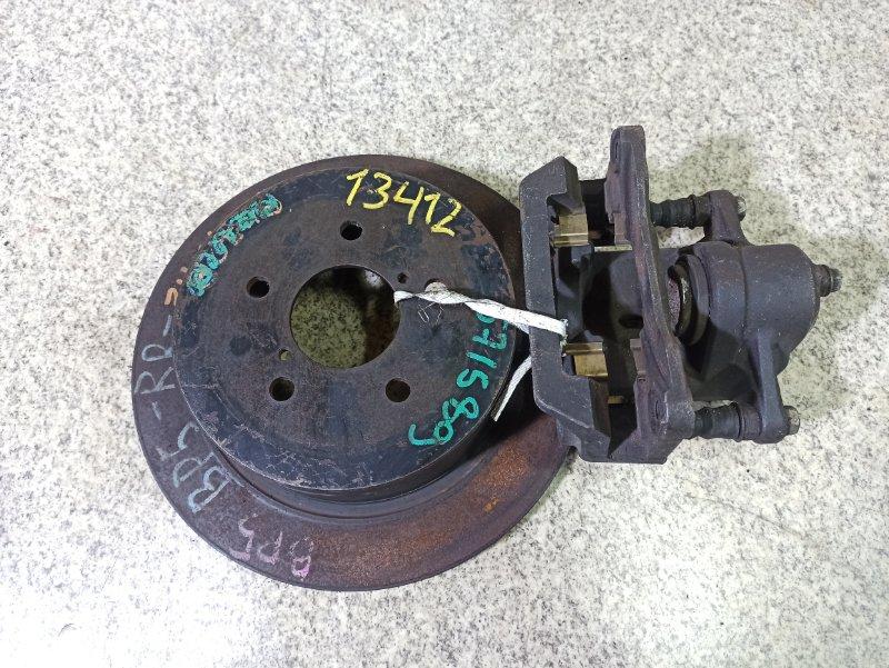 Тормозной диск Subaru Legacy BL5 задний правый #571589