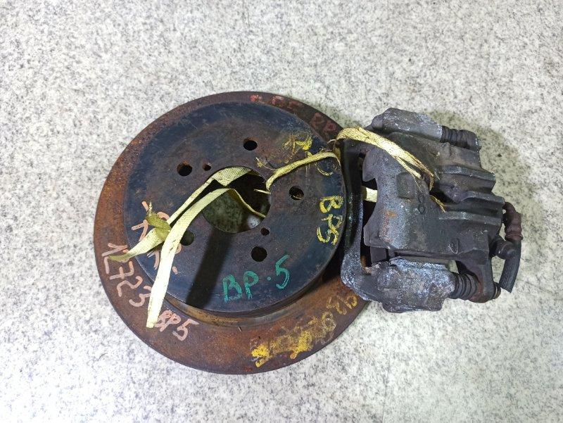 Тормозной диск Subaru Legacy BL5 задний правый #551093