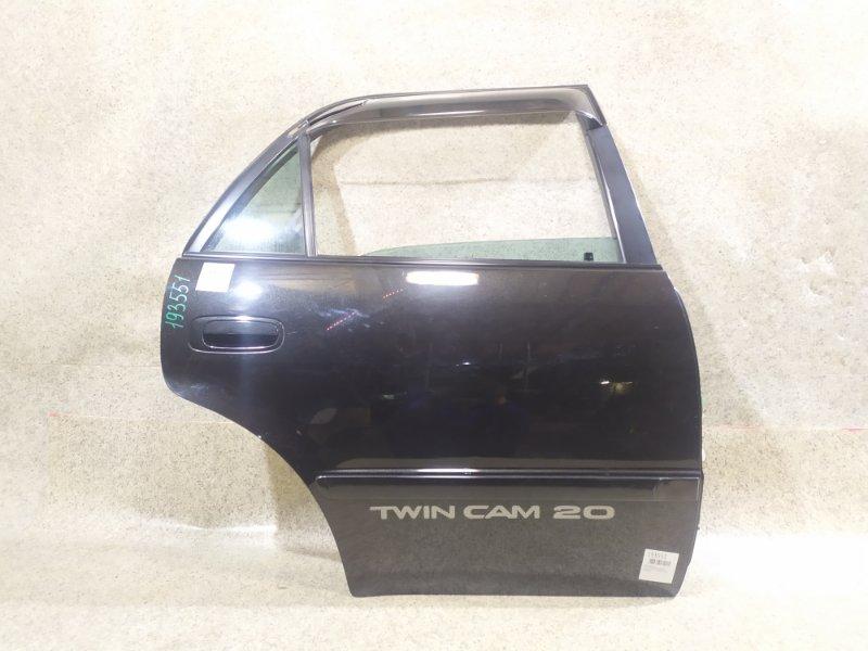 Дверь Toyota Sprinter Carib AE111 задняя правая