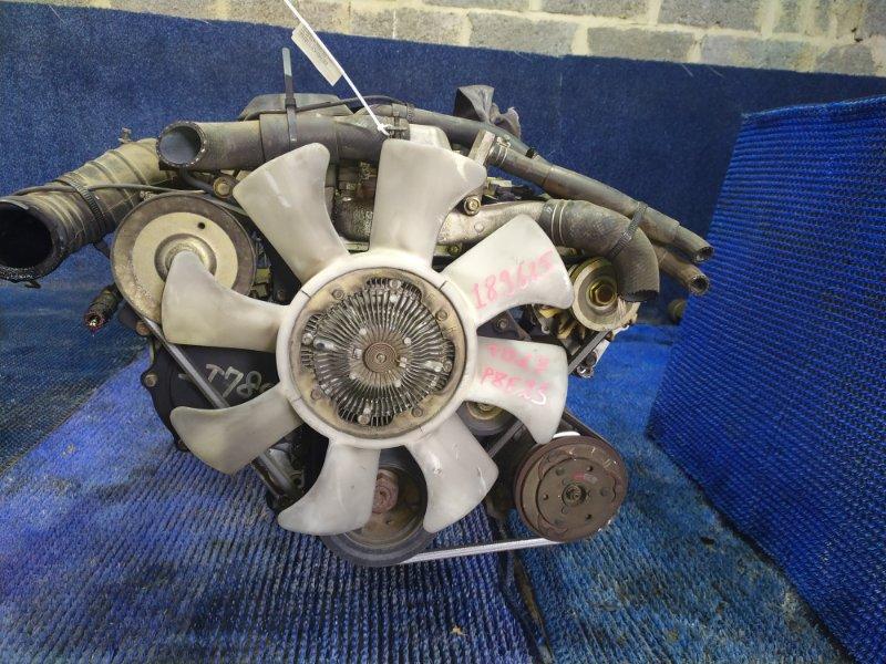 Двигатель Nissan Atlas P8F23 TD27 1992