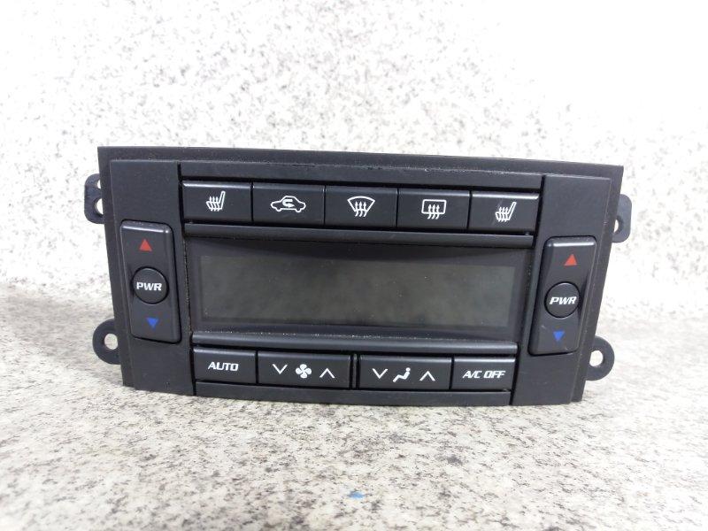 Климат контроль Cadillac Srx EB26 LY7 2004