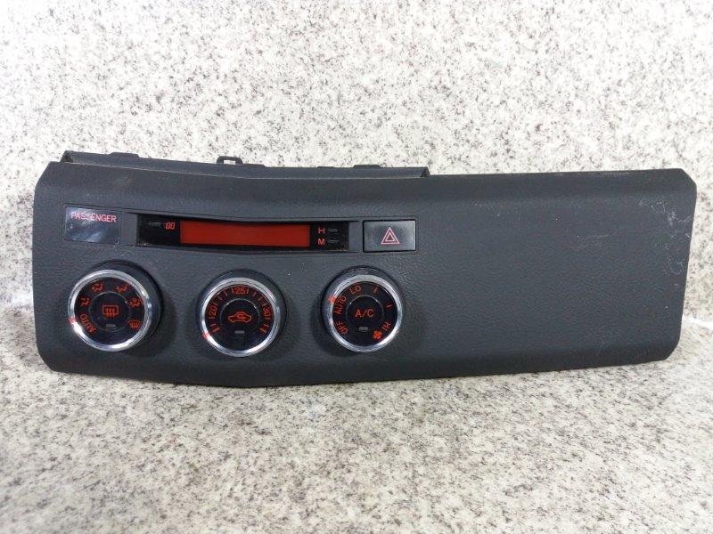 Климат контроль Toyota Will Vs ZZE128