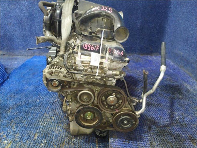 Двигатель Suzuki Spacia MK32S R06A 2013