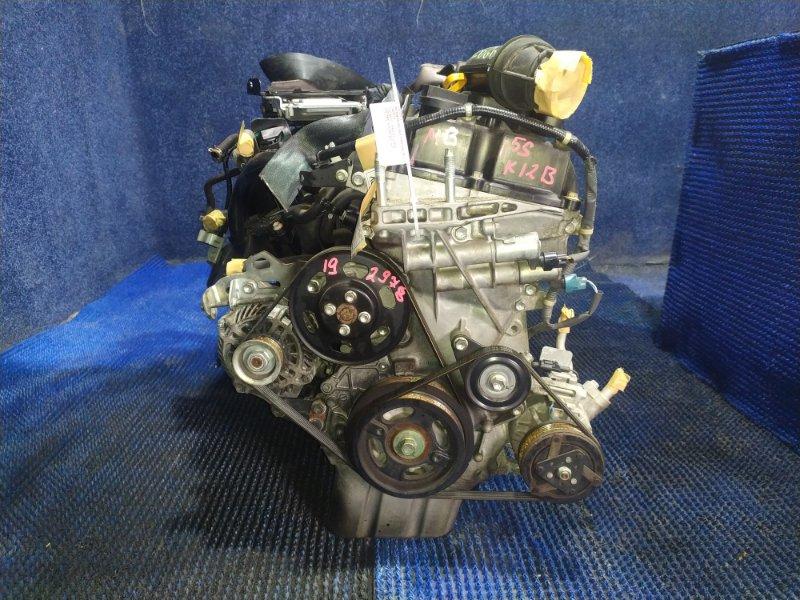 Двигатель Mitsubishi Delica D:2 MB15S K12B 2011