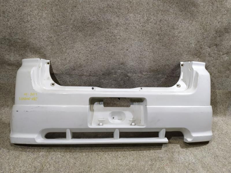 Бампер Honda Life JB1 2001 задний