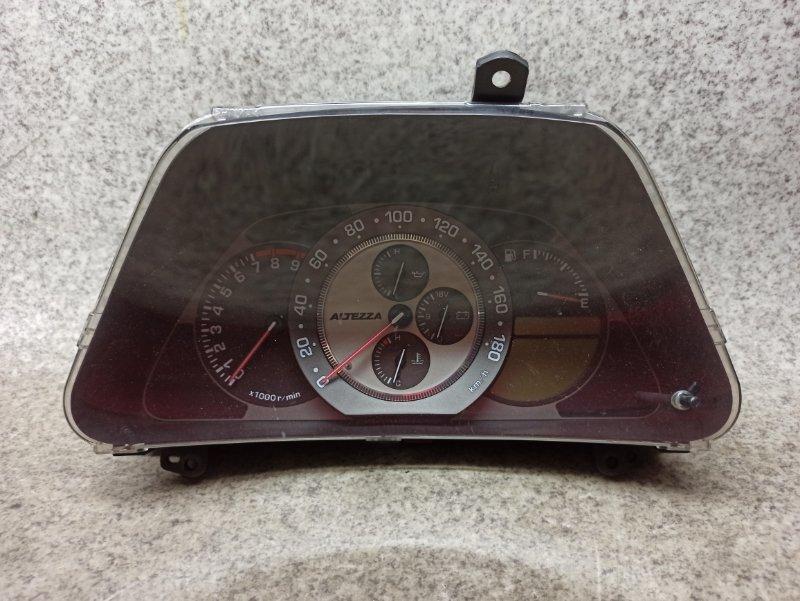 Спидометр Toyota Altezza SXE10 3S-GE