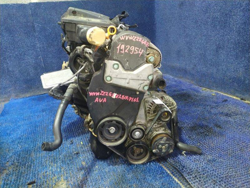 Двигатель Volkswagen Lupo 6X1 AUA 2002